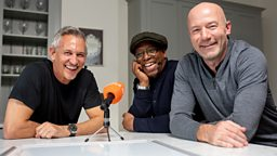 Match of the Day's first-ever podcast arrives on BBC Sounds