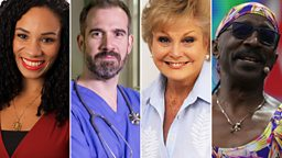 BBC One daytime HealthCheck UK Live to be presented by Michelle Ackerley, Dr Xand van Tulleken, Angela Rippon and Mr Motivator