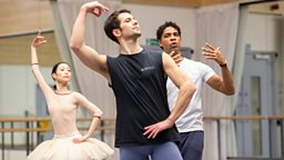 Dance stars to give ballet class as part of BBC Arts' Culture In Quarantine