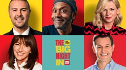 BBC One's The Big Night In raises £67,110,010 for charities