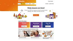 Three million kids go back to school with BBC's Bitesize Daily