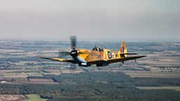 BBC World Service marks VE Day with new podcast and radio series Spitfire: The People's Plane