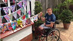 Army veteran Ben Parkinson joins BBC Local Radio to honour VE Day heroes at home