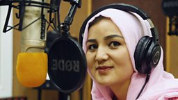 Using my voice: radio for equality in Bamyan Province