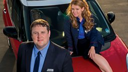 BBC to repeat and box-set both series of Peter Kay's Car Share