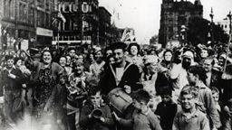 BBC NI commemorates 75th Anniversary of VE Day