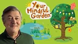 CBeebies releases new mindfulness app experience voiced by Stephen Fry
