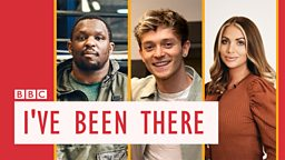 Musician Connor Ball, reality TV star Amy Childs and boxer Dillian Whyte star in I've Been There