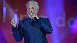 Happy birthday Sir Tom Jones - BBC to mark Welsh icon's milestone 80th birthday
