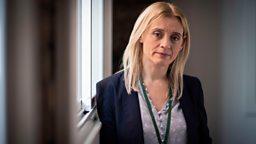 Anne-Marie Duff (Tracy Daszkiewicz)