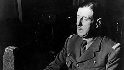 Tony Hall commemorates the 80th anniversary of iconic de Gaulle broadcast