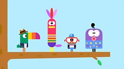 New Hey Duggee episode The A Cappella Badge pays homage to Hot Chip in Pitch Perfect style