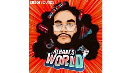 Journalist and satirist Alhan Gençay brings new podcast series, Alhan's World, to BBC Sounds