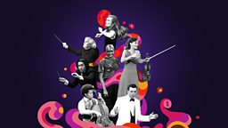 Musical greats from the past and the present brought together in one extraordinary Proms season