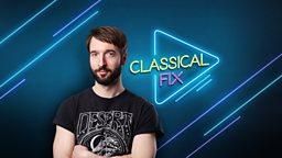 Jules Buckley guest presents BBC Radio 3's Classical Fix podcast