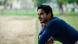 Interview with Ishaan Khatter