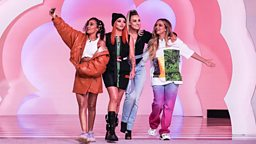 Little Mix The Search coming to BBC One this autumn