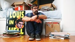 BBC Two announces Louis Theroux: Life On The Edge (w/t)