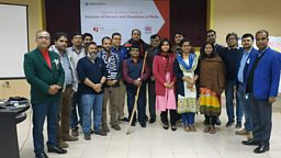 Inclusive Futures - tackling disability discrimination in Bangladesh