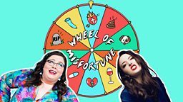 Alison Spittle and Fern Brady present new comedy podcast Wheel Of Misfortune
