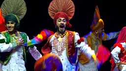 New BBC documentary shows the battle to become Britain's best Bhangra dancers