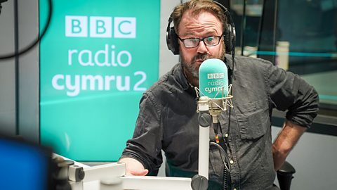 First radio broadcast from BBC Wales's new headquarters
