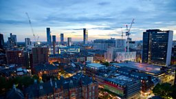 New BBC Two factual series goes behind closed doors around Manchester's billion pound property boom