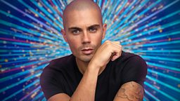 Max George is the third celebrity contestant confirmed for Strictly Come Dancing 2020