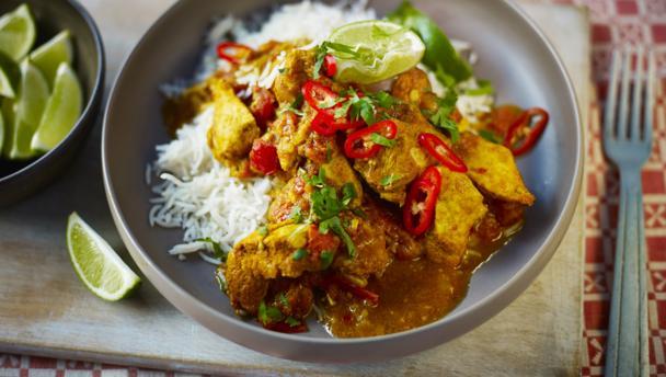 Bbc food chicken curry recipes chicken jalfrezi forumfinder Choice Image