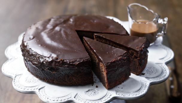 Chocolate cola cake