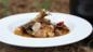 Forest truffle chicken