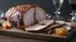Nigella's turkey breast stuffed with Christmas stuffing