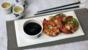 Salt and pepper Sichuan prawns with soy chilli dipping sauce