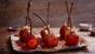 Easy toffee apples