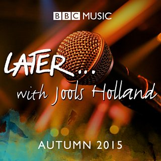Image for Later... with Jools Holland - Autumn 2015