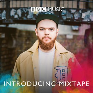 Image for Jack Garratt's 2015 Introducing Mixtape