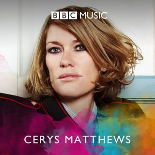 Image for 6 Music Recommends Day: Cerys Matthews