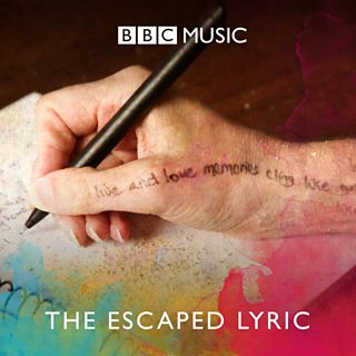 Image for The Escaped Lyric
