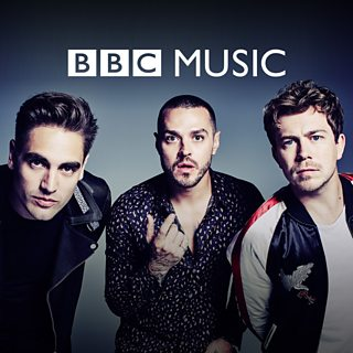 Image for Radio 1's Artist Takeover: Busted's playlist