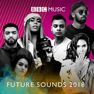 Featured Packshot — Future Sounds 2018