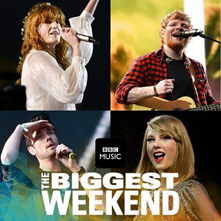 Image for BBC Music's Biggest Playlist