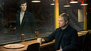 BBC One - Sherlock, Series 3 - Contact us