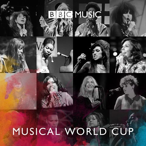 Image for Steve Lamacq: Greatest Female Voice World Cup