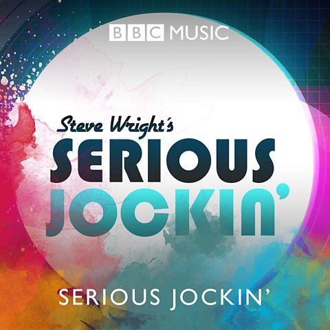 Image for Steve Wright's Serious Jockin'