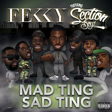 Mad Ting, Sad Ting (feat. Section Boyz)