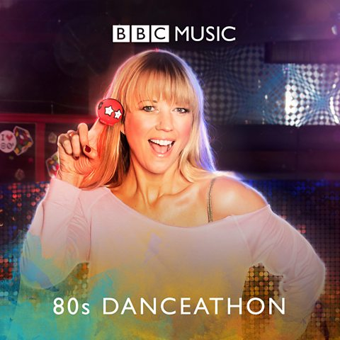 Image for Sounds of the 80s Danceathon - The Playlist