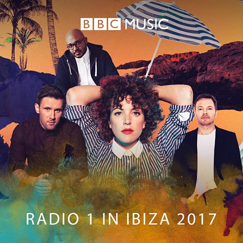 Image for Radio 1 in Ibiza 2017