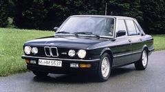 1985-88 BMW M5