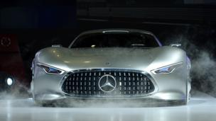 Mercedes' Vision GT: Now for sale