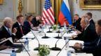 Biden and Putin meet for a summit in Geneva
